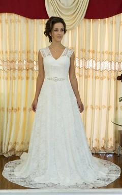 e9020440d 40 Age Women Wedding Gown, Over Age 40 Bridals Dress - June Bridals