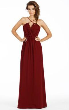 daa52a22d8c7 Red & Coral Bridesmaid Dress | All Color Available - June Bridals