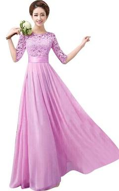 Vestidos para damas de honor online
