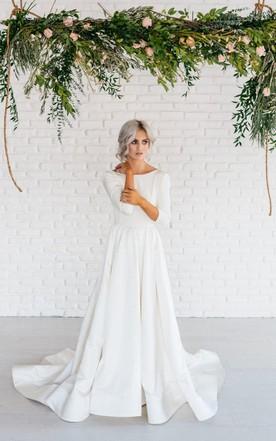 Wedding Dresses 2018 Affordable Latest Bridal Gowns June Bridals