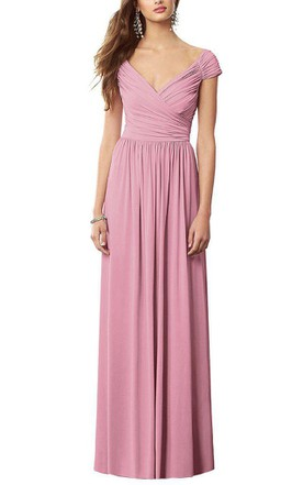 Mauve & Wisteria Bridesmaid Dress - June Bridals